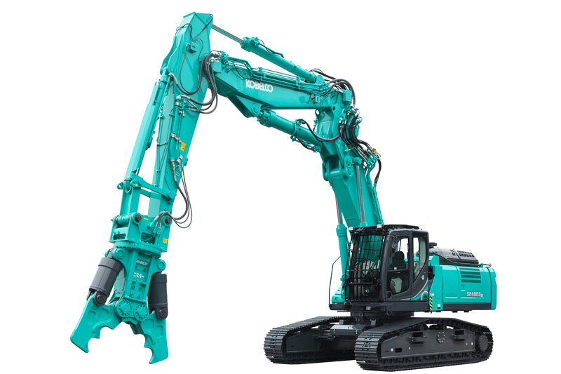 Rivemaskiner, Kobelco SK400D LC-10